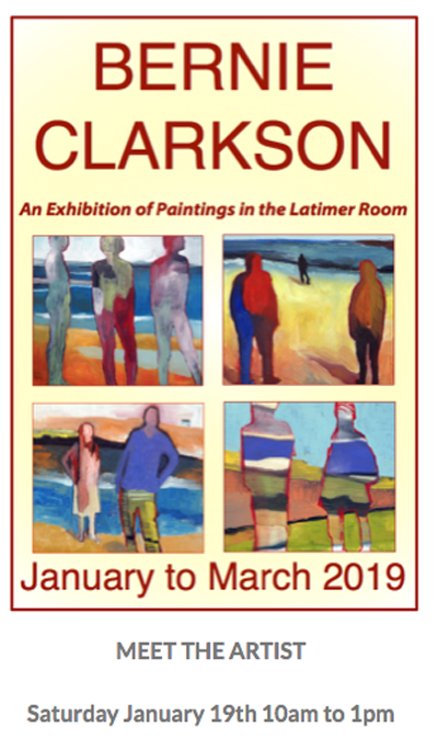 Exhibition of Paintings by Bernie Clarkson