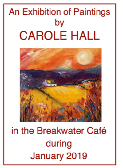 Exhibition of Paintings by Carole Hall